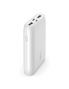 Belkin 10000 mAh Power Bank 1x USB-C 2x USB-A 15 cm USB-C to
