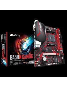 Placa de baza Gigabyte B450M GAMING AMD B450 2 x DDR4 DIMM