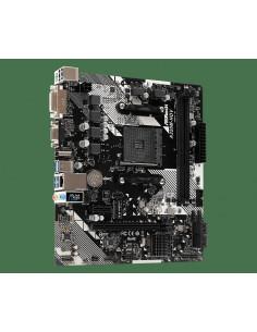 Placa de baza AsRock Socket AM4 A320M-HDV R4.0 Chipset: AMD