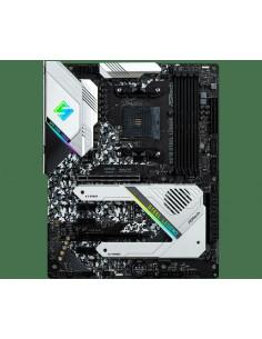 Placa de baza AsRock Socket AM4 X570 STEEL LEGEND Supports AMD