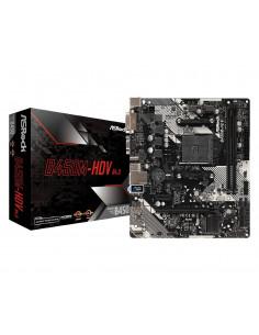 Placa de baza AsRock AMD B450M-HDV R4.0 B450M-HDV R4.0 2 DIMMs