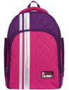 Ghiozdan Herlitz Ergonomic Neechipat Rainbow Pink Purple