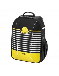 Rucsac Herlitz Be.Bag Airgo Smiley World Black Stripes