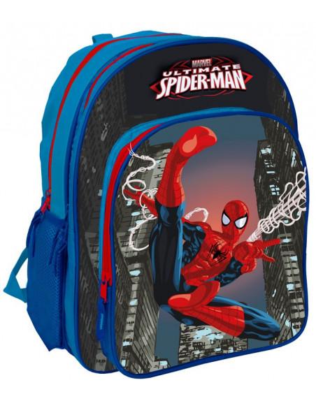 Rucsac Herlitz 2 Compartimente Spider Man