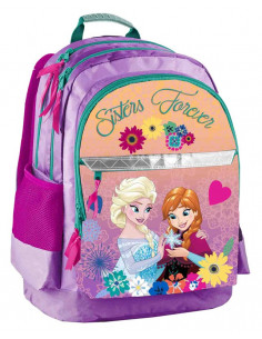 Rucsac Herlitz 2 Compartimente Frozen Sisters Forever