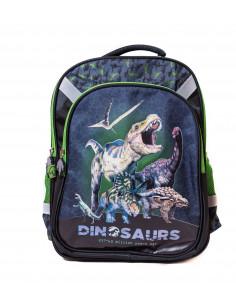 Ghiozdan scoala, Dinozaur