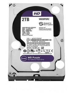 HDD intern WD 3.5 2TB PURPLE SATA3 IntelliPower (5400rpm) 64MB