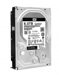 HDD intern WD 3.5 6TB SATA3 7200rpm 256MB Black