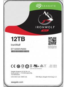 HDD intern Seagate IronWolf 12TB 3.5 SATA3 6 Gb/s 7200rpm 256MB
