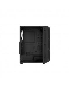 Carcasa Aerocool Prime aRGB neagra PRIME-G-BK-V2