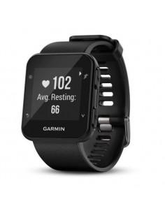 GPS Runnning Watch Garmin Forerunner 35 Black 128 x 128 pixels