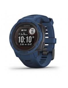 Smartwatch Garmin Instinct Solar GPS Watch Tidal Blue WW