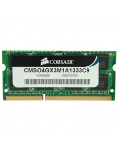 Memorie RAM SODIMM Corsair 4GB (1x4GB) DDR3 1333MHz CL9 1.5V