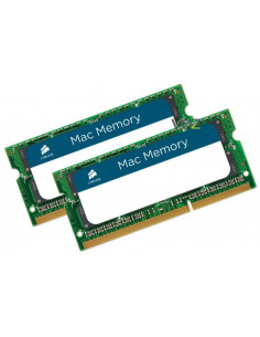 Memorie RAM SODIMM Corsair Mac Memory 8GB (2x4GB) DDR3 1066MHz
