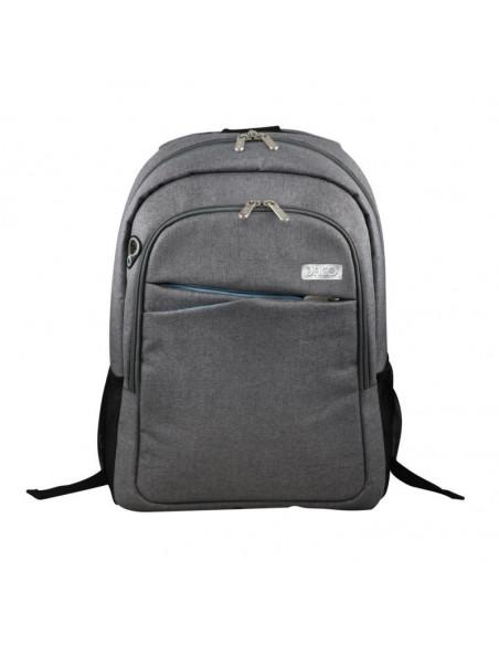 Ghiozdan cu sectiune laptop DACO GH178, Gri