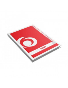 Registru Coperti Carton A4 Patratele 200 File