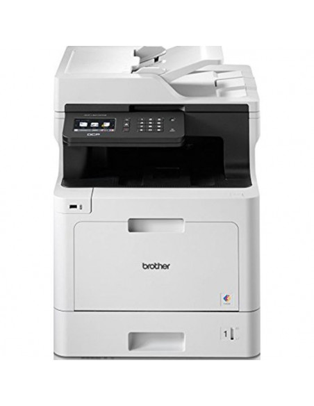 Multifunctionala Laser Color Brother DCP-L8410CDW, A4, Duplex