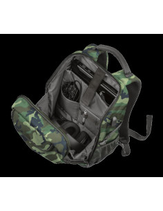 Rucsac Trust GXT 1255 Outlaw Gaming Backpack 15.6 Camo