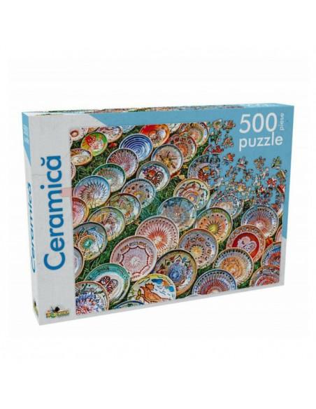 Puzzle Noriel, Ceramica, 500 piese