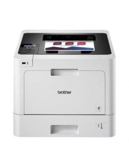 Imprimanta Laser Color Brother HL-L8260CDW, A4, Duplex