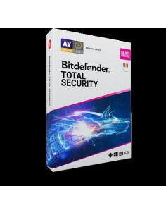 Licenta retail Bitdefender Total Security - protectie