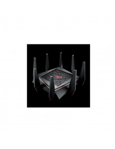 Asus Tri-band Gaming Router GT-AC5300 1000+2167+2167 Mbps IEEE