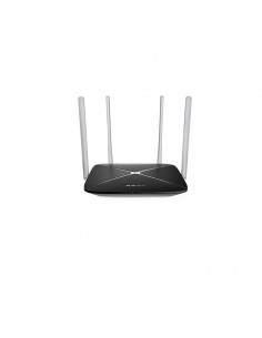 Router Wireless Mercusys Dual Band AC1200 AC12 Standarde