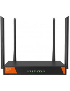 Tenda AC1200 wireless hotspot router Interface: 5*FE(1~4 WAN/