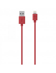Cablu de date/incarcare Belkin MIXIT UP Lightning to USB 1.2m