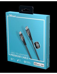 Cablu incarcare Trust Keyla Extra-Strong USB-C To Lightning
