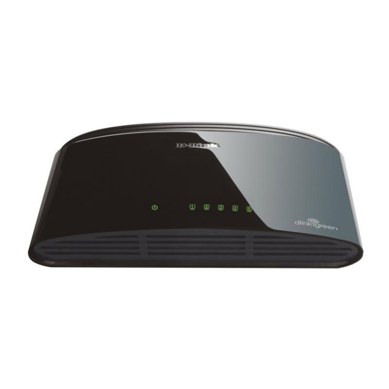 Switch D-Link DES-1005D 5 porturi 10/100Mbps fara management