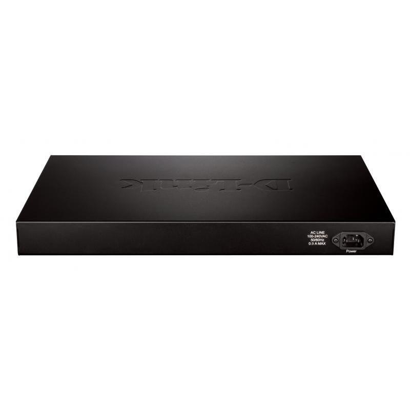 Switch D-Link DGS-1210-48 44 porturi Gigabit 4 porturi
