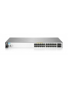 HPE Switch 2530 24 porturi Gigabit 4 porturi SFP rackabil Layer