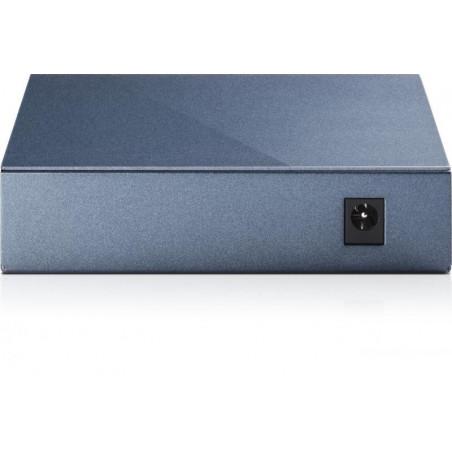 Switch TP-Link TL-SG105 5 porturi Gigabit Desktop metal suporta