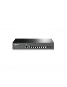 Switch TP-Link T2500G-10TS 8 porturi Gigabit 2 sloturi SFP