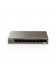 Tenda 9-Port 10/100Mbps Desktop Switch With 8-Port PoE