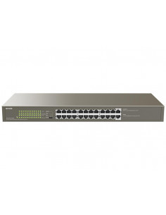 Tenda 1000M and PoE 24-Port Gigabit Ethernet Switch with