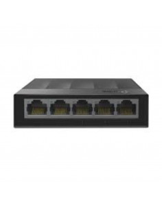 TP-LINK 5-PORT GIGABIT SWITCH LS1005G Standards and Protocols: