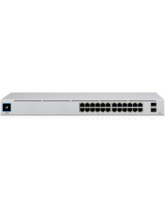 Ubiquiti UniFiSwitch 24 Port Gigabit USW-24 (24) 10/100/1000