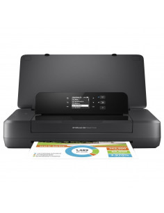 Imprimanta Inkjet HP OfficeJet 202 Mobile Printer N4K99C, A4
