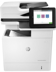 Multifunctionala HP LaserJet Enterprise Flow MFP M631h Monocrom J8J64A, A4, Duplex, Retea