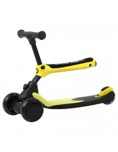 Trotineta Chipolino X-Press 2 in 1 yellow