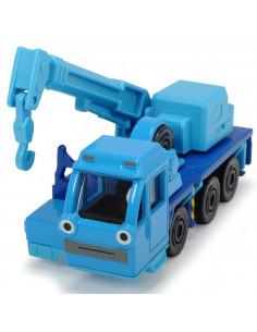Camion Dickie Toys Bob Constructorul Action Team Lofty