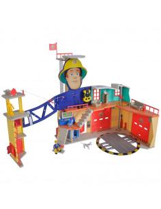 Jucarie Simba Statie de pompieri Fireman Sam, Sam Ultimate