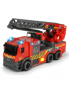 Masina de pompieri Dickie Toys Mercedes-Benz City Fire Ladder