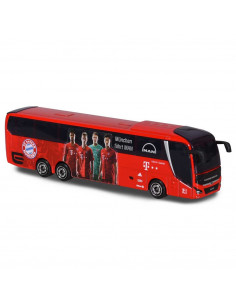 Autobuz FC Bayern Munchen Majorette MAN Lion's Coach L Supreme