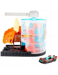 Pista de masini Hot Wheels by Mattel City Downtown Ice Cream