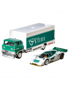 Camion Hot Wheels by Mattel Car Culture Sakura Sprinter cu