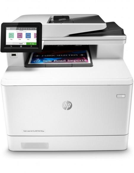 Multifunctionala HP LaserJet Pro MFP M479FNW, Laser, Color