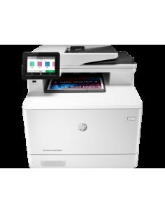 Multifunctionala HP Color LaserJet Pro MFP M479fdn W1A79A, A4